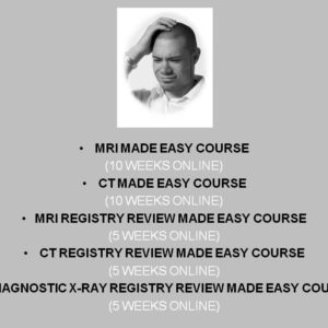 Diagnostic X-ray Registry Review Made Easy Course (2 Day)