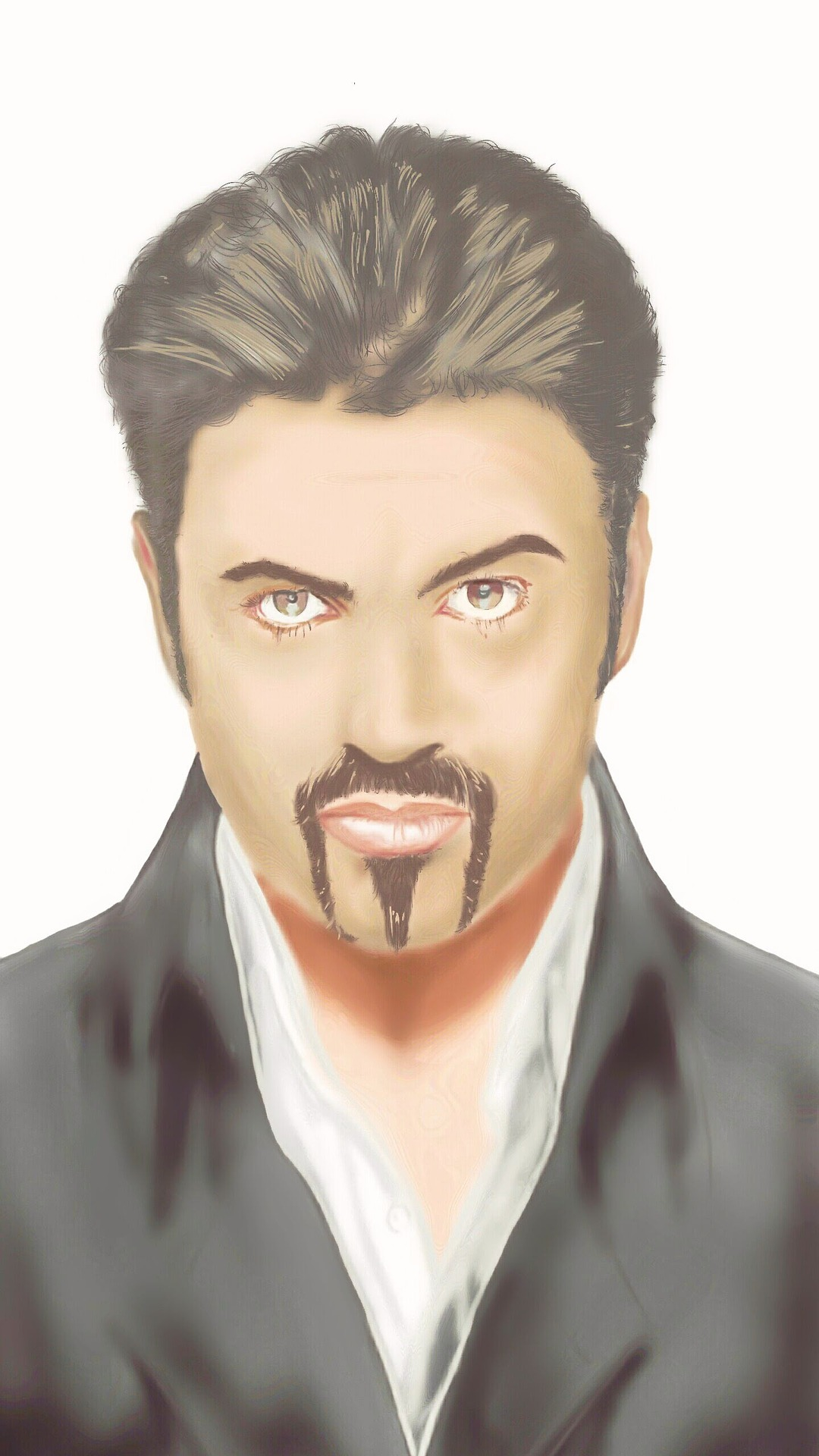 In Gratitude to Singer/Songwriter, George Michael for His Inspiration and Beautiful Music