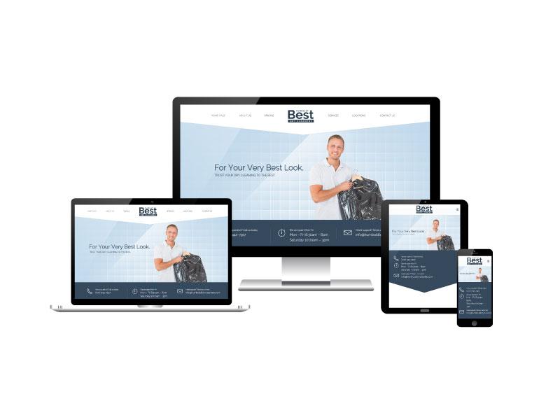 professional web design and seo service