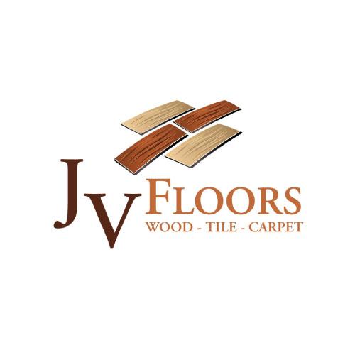 Logo Design for JV Floors in Fortuna, CA