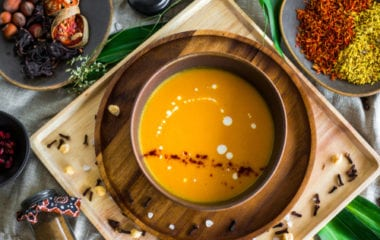 Thai Red Curry Tomato Soup Nutraphoria