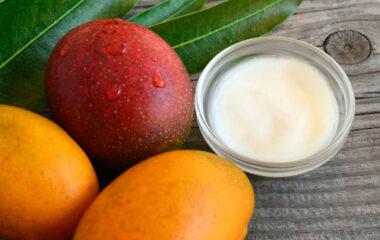 Mango and Hempseed Oil Body Butter
