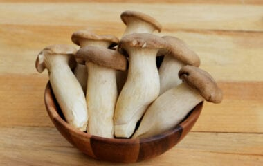 """Mushroom Pulled """"Pork"""""""