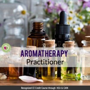 aromatherapy practitioner