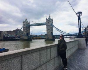 Tower Bridge in London - kktravelsandeats