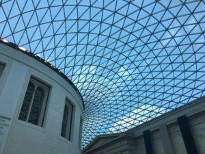 The British Museum in London - kktravelsandeats