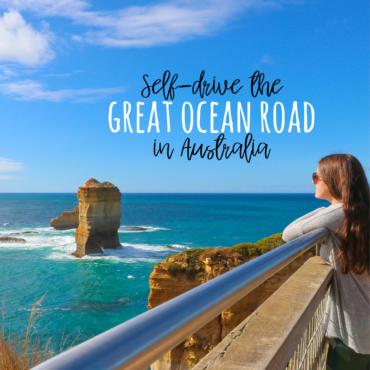 Self Drive Great Ocean Rd
