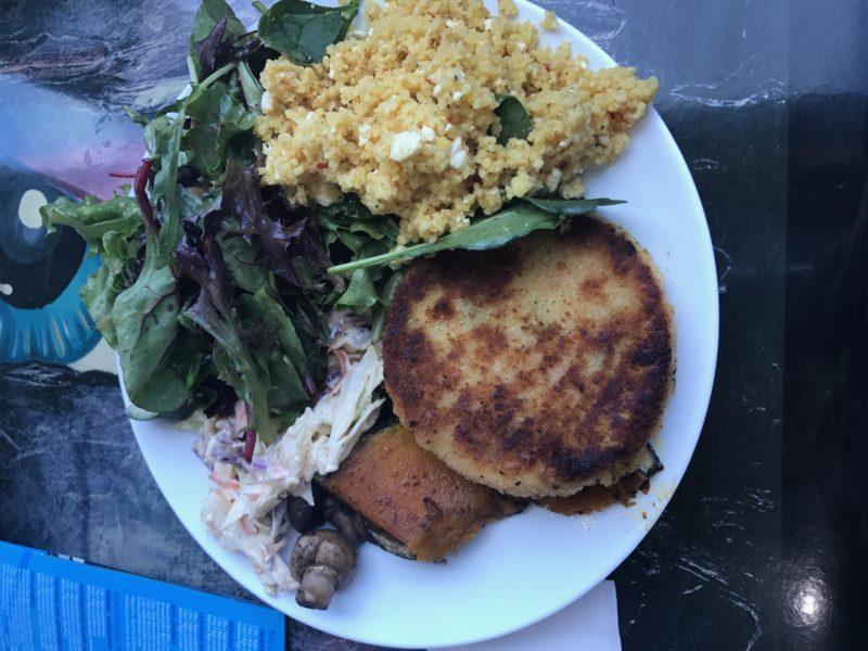 Reef Experience [Veggo] lunch