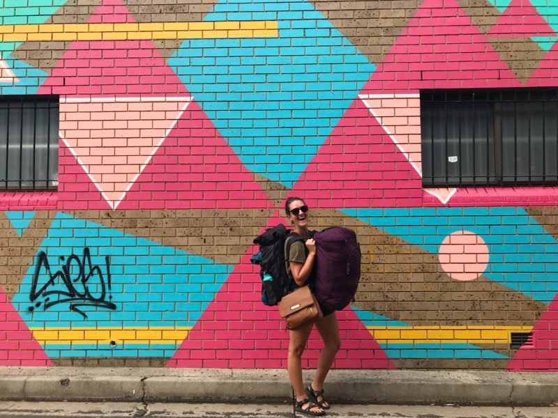 About Me - Kaleigh of KK Travels and Eats