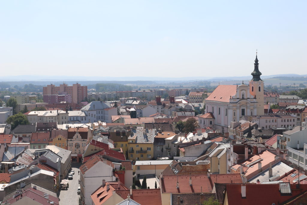 Kroměříž - Archbishop's Tower