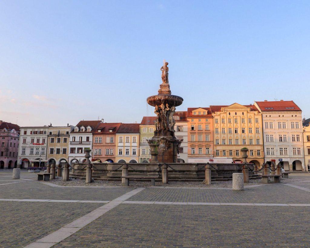 České Budějovice, South Bohemia