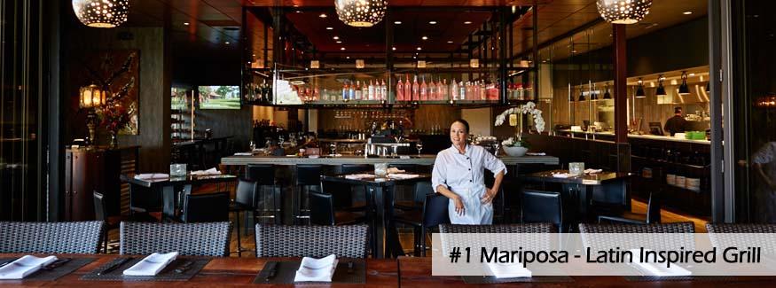 Best Sedona Restaurants Mariposa Latin Inspired Grill in Sedona AZ