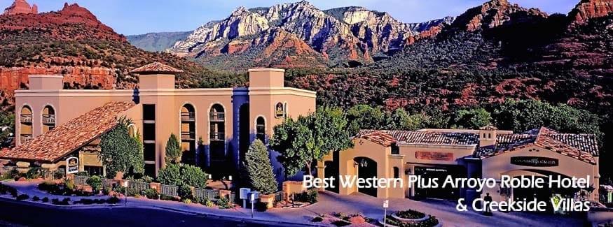 Best Western Plus Arroyo Roble Hotel and Creekside Villas Sedona AZ