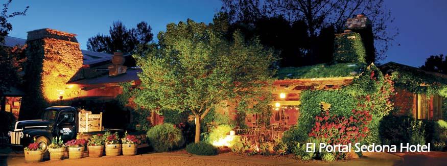 El Portal Sedona Hotel Luxury Inn