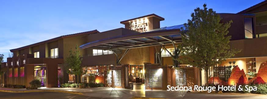 Sedona Rouge Hotel and Spa Sedona AZ