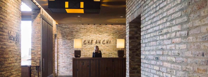 Che ah Chi Restaurant at Enchantment Resort in Sedona