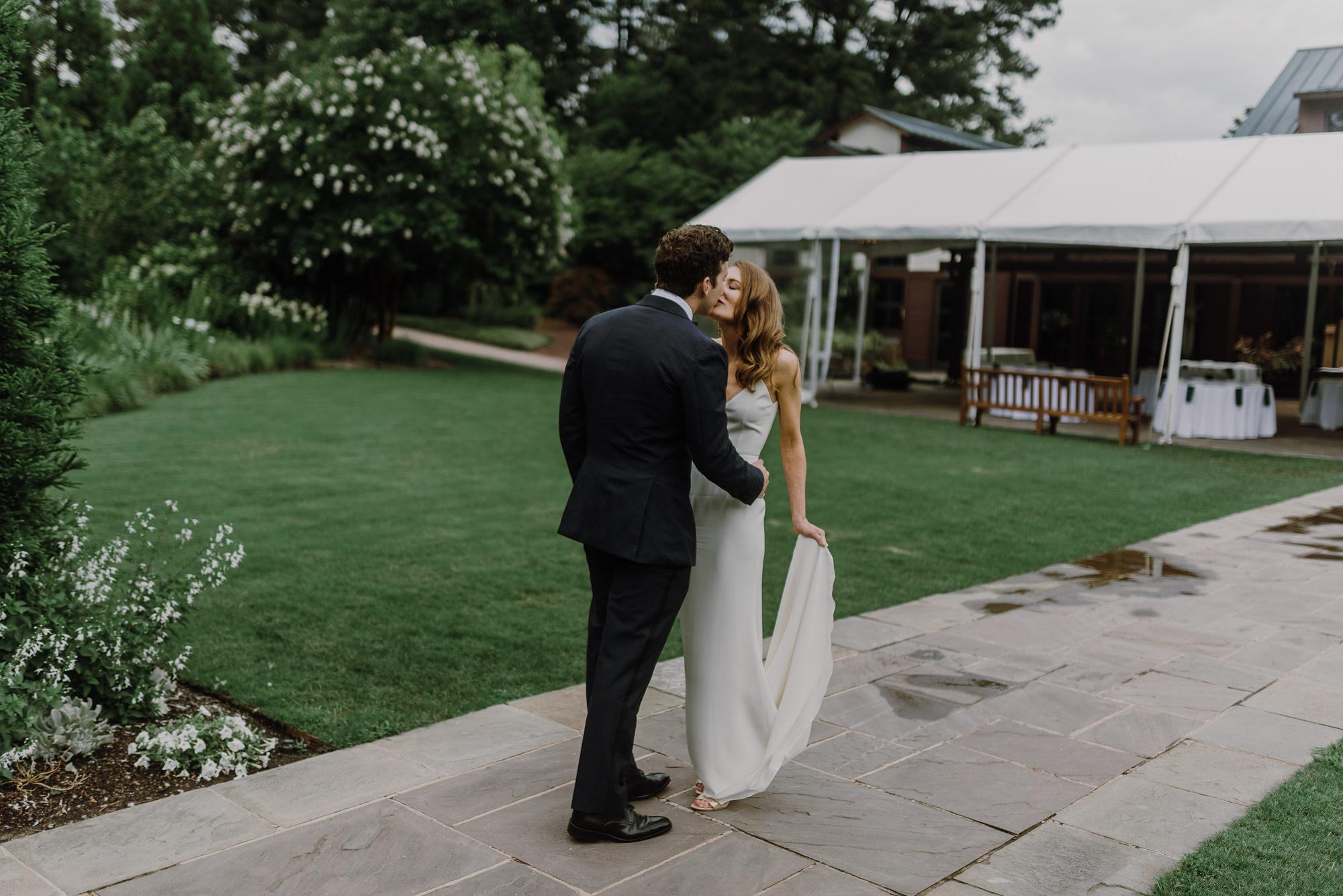 Duke Gardens Wedding