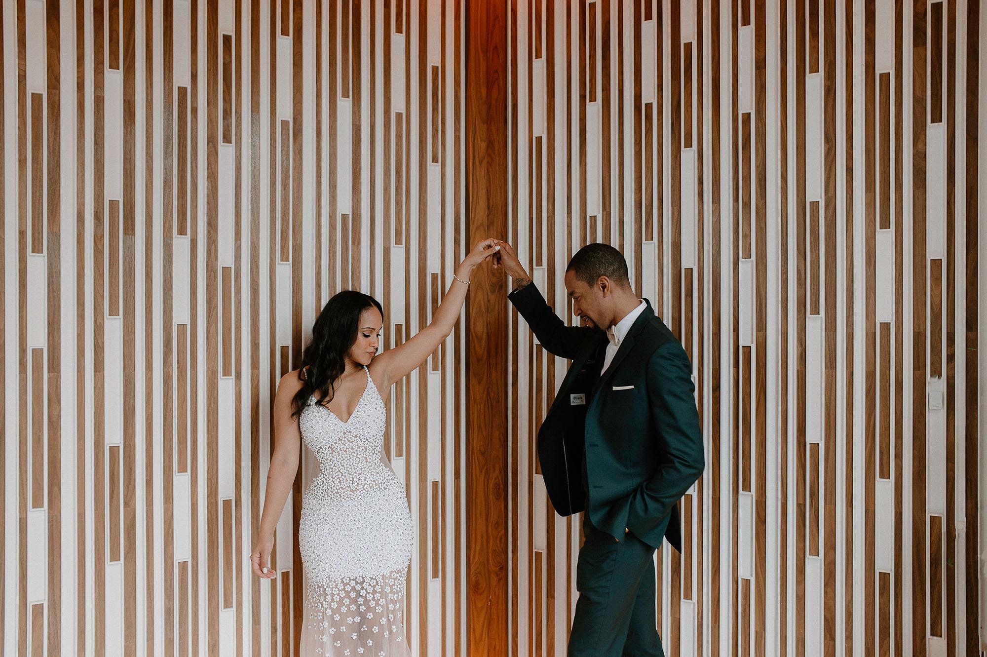 DC Spanish Inspired Wedding in DC