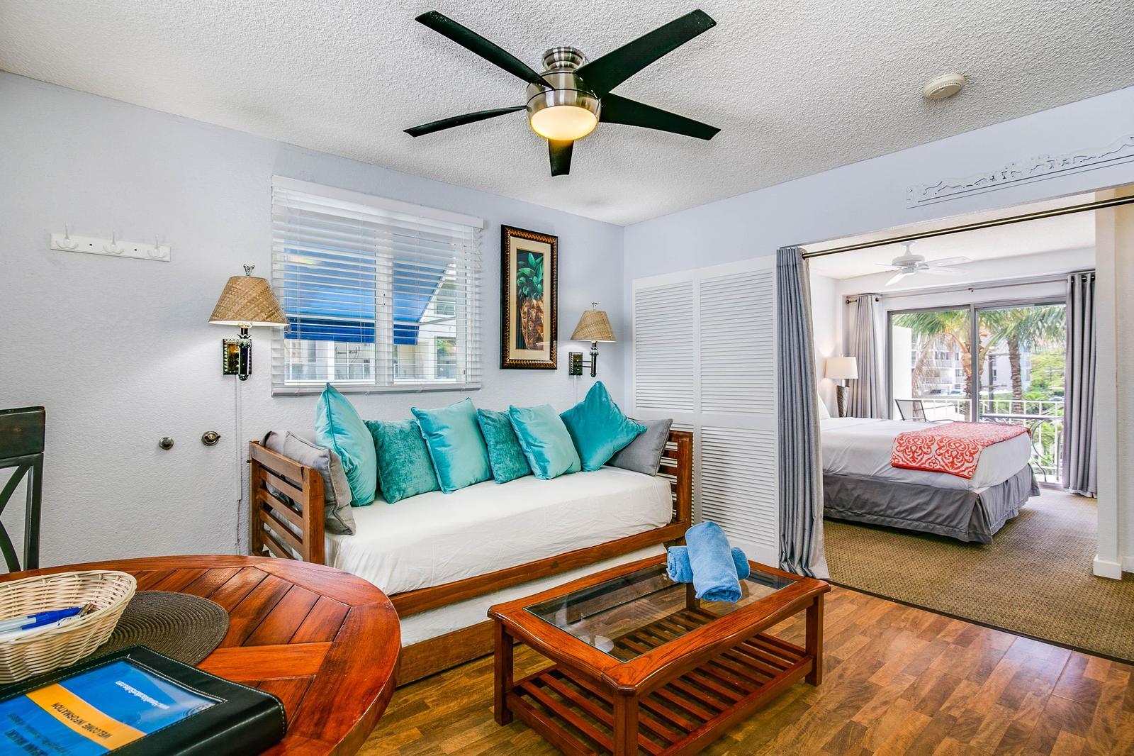 Cabana Suite 401
