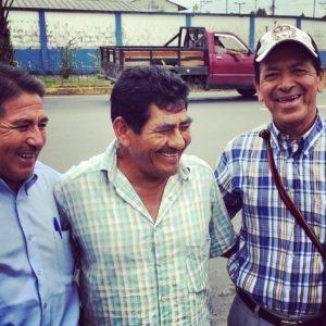 Alejandro Soto, Frente de Defensa de la Amazonía