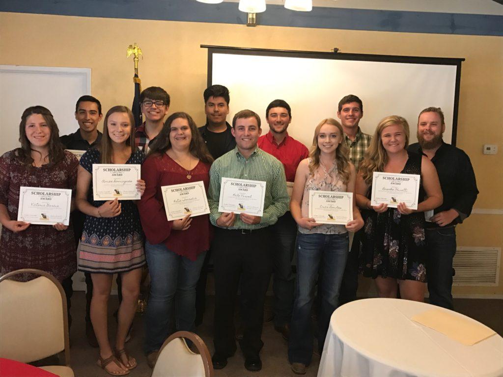2017 Scholarship Recipient Award Luncheon