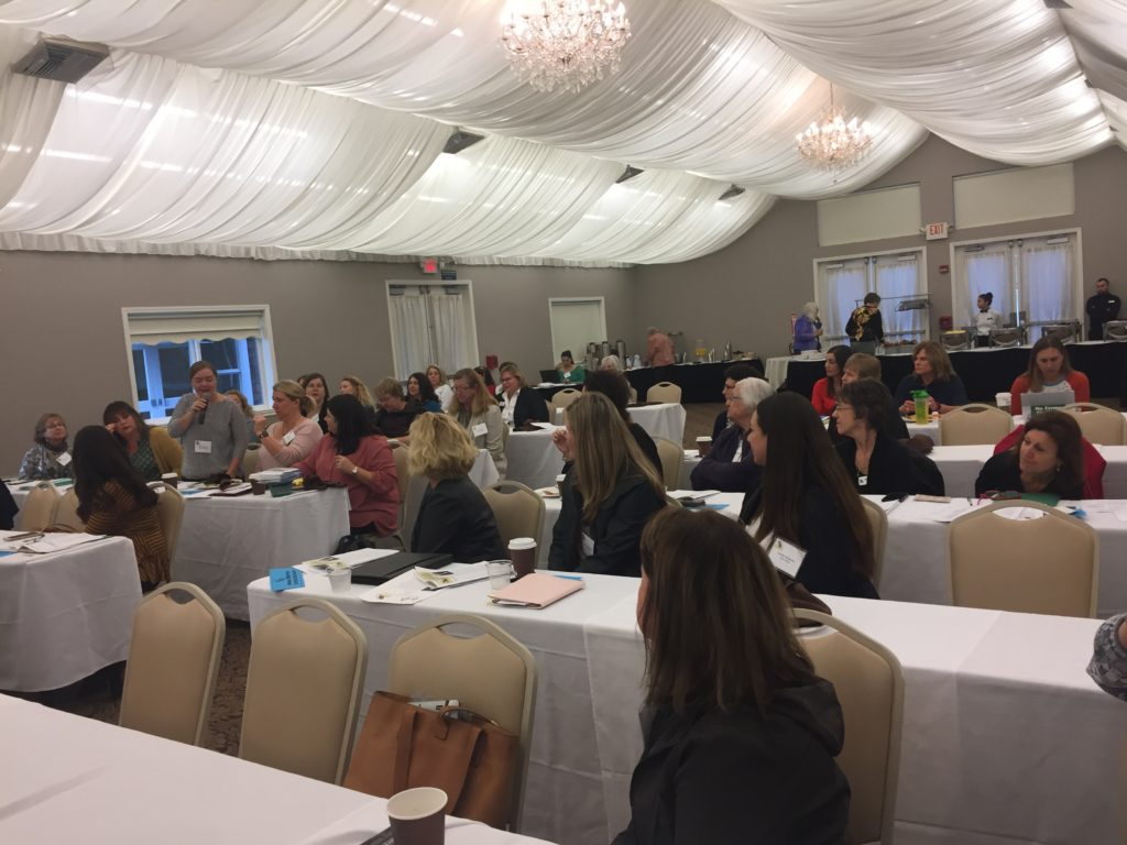 Statewide meeting and convention in Folsom, January 2018.