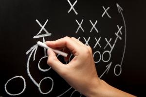 Blackboard strategy