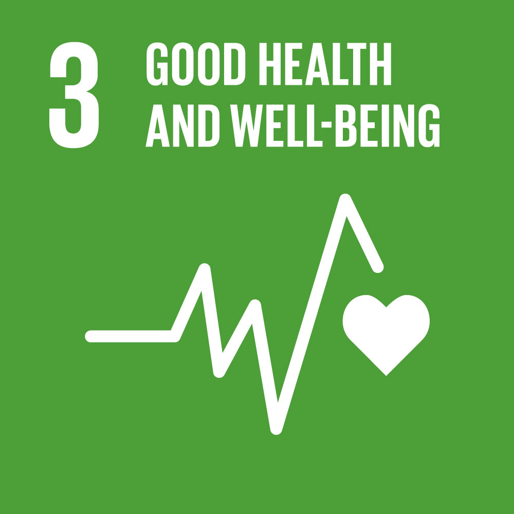 SDG3 Good Health and Well Being