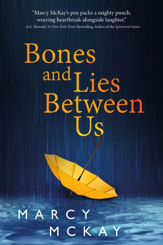 Bones and Lies Between Us (Copper Daniels Book 2)