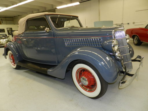 1935 Ford Cabriolet – $135,000