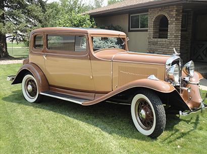 1932 Studebaker St. Regis Brougham – $64,900