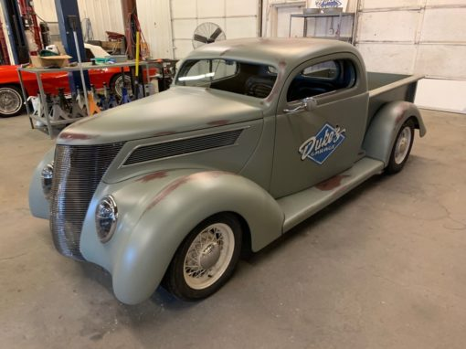 1937 Ford Pickup – $85,000