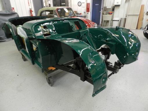 1959 Triumph TR3A – CALL FOR PRICE