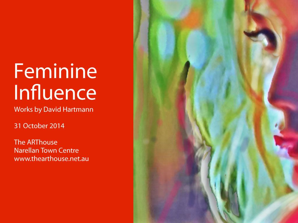 David Hartmann – Feminine Influence