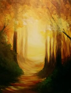 Autumn Splendor @ Tipsy Brush