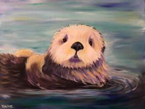 Otter @ Tipsy Brush