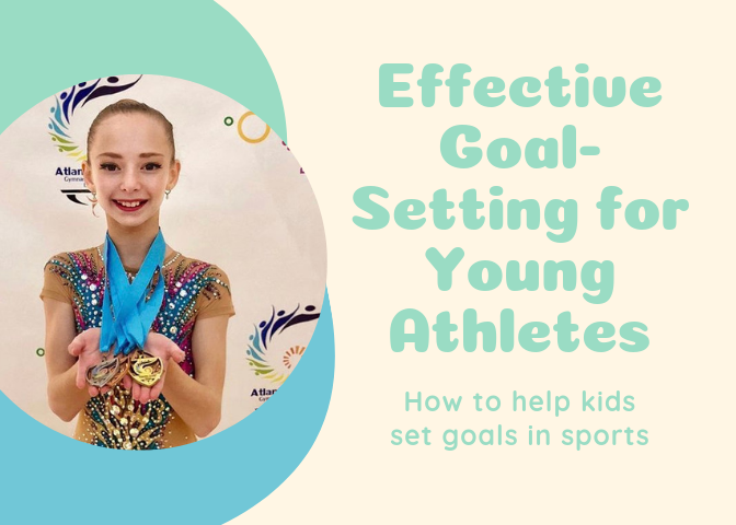 Smart Goals for Peak Performance: a Quick Guide to Goal Setting for Young Athletes