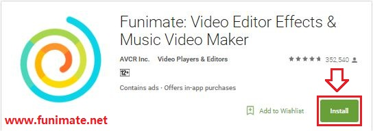 install funimate apk on android device