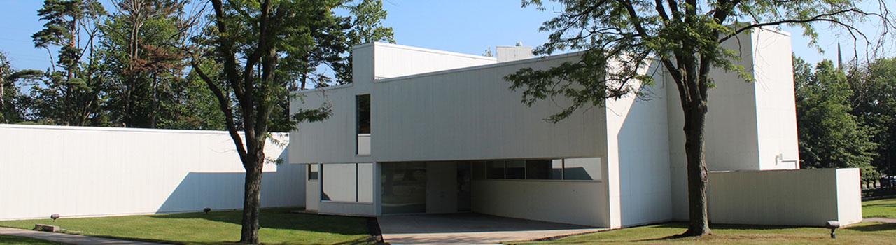 Mansfield Art Center Exterior
