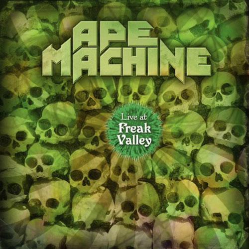 Ape Machine 'Live At Freak Valley'