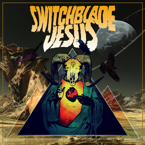 Switchblade Jesus - S/T