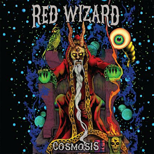 Red Wizard 'Cosmosis'