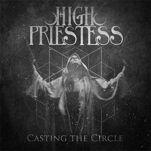 High Priestess 'Casting the Circle'