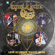 Great Electric Quest 'Live at Freak Valley 2019'