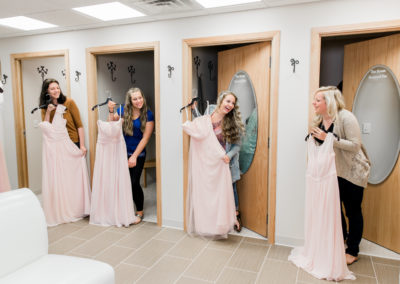 Large Bridesmaid Selection