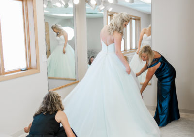 One-on-One Bridal Appointments