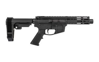 FM9 5″ Glock Style 9mm AR Pistol with SBA3 Brace