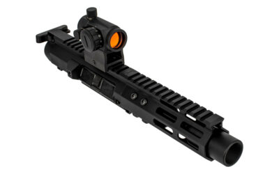 5″ Glock Style 9mm Upper