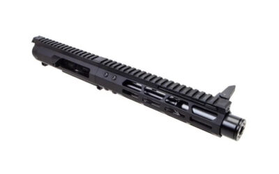 FM PRODUCTS AR-15 9MM Complete Side Charging UPPER – 7″