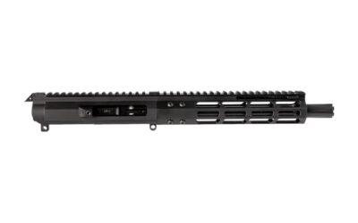 FM-9 8.5″ 9mm Upper Receiver M-LOK